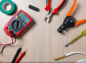 Electrician tools, Honolulu